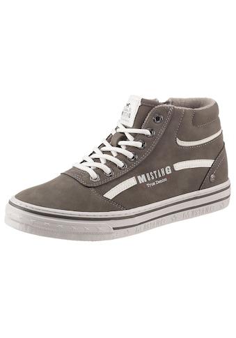 Mustang Shoes Sneaker, mit Reißverschluss kaufen