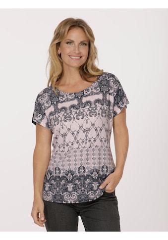 Mona Shirt mit Ornamente-Druck kaufen