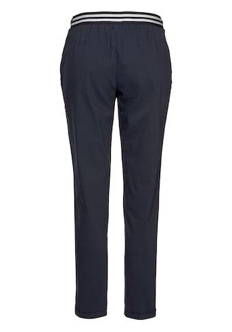 Aniston CASUAL Schlupfhose, mit sportiven Streifen kaufen