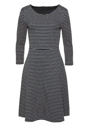 Aniston SELECTED Jerseykleid, im Retro-Style kaufen