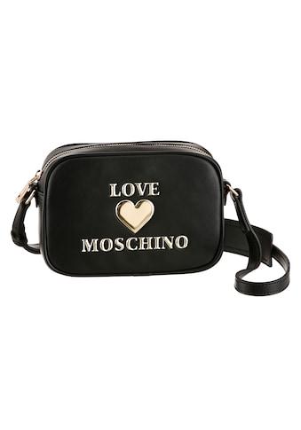 LOVE MOSCHINO Umhängetasche, mit schöner Herz Applikation kaufen