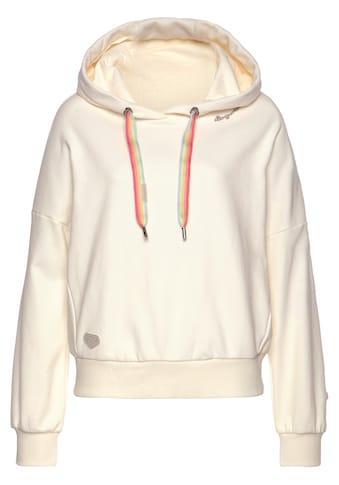 Ragwear Sweater »GOBBY«, im Trendlook Pride- Rainbow-Color kaufen