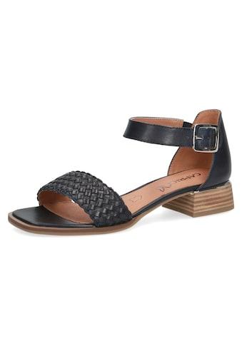 Caprice Sandalette, mit verstellbarem Riemchen kaufen