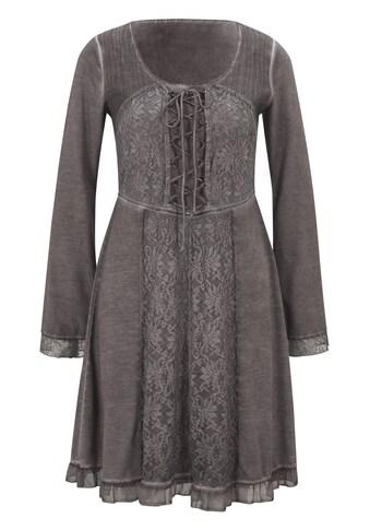 LINEA TESINI by Heine Jerseykleid, mit Schnürung kaufen