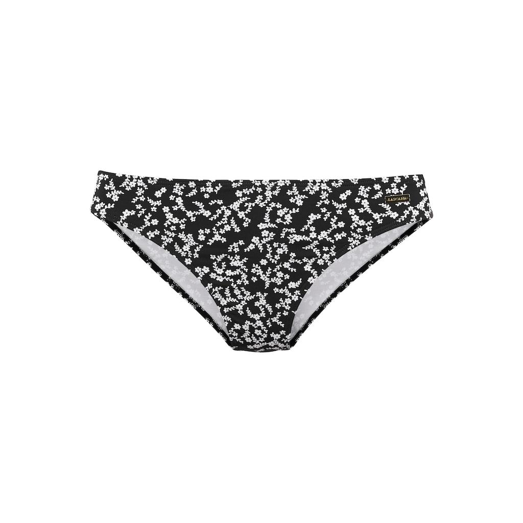LASCANA Bikini-Hose »Meadow«