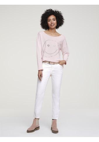 Sweatshirt mit Nieten kaufen