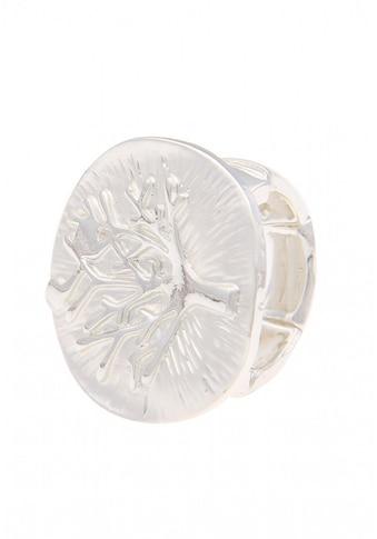 leslii Messing - Ring mit Lebensbaum - Motiv kaufen