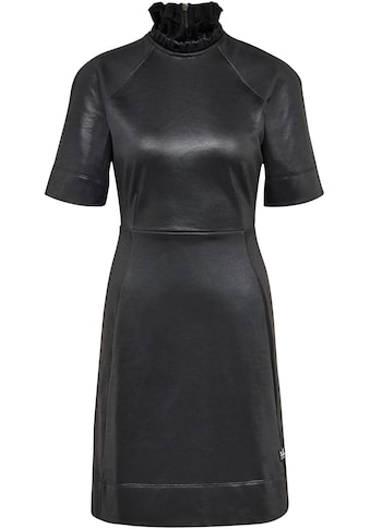 G - Star RAW Minikleid »Glossy High Collar Sweat Kleid« kaufen