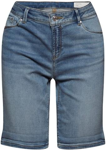 Esprit Shorts, mit krempelbarem Saum kaufen