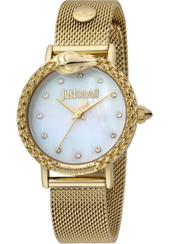 Just Cavalli Time Quarzuhr »JC Contorni, JC1L124M0075« kaufen