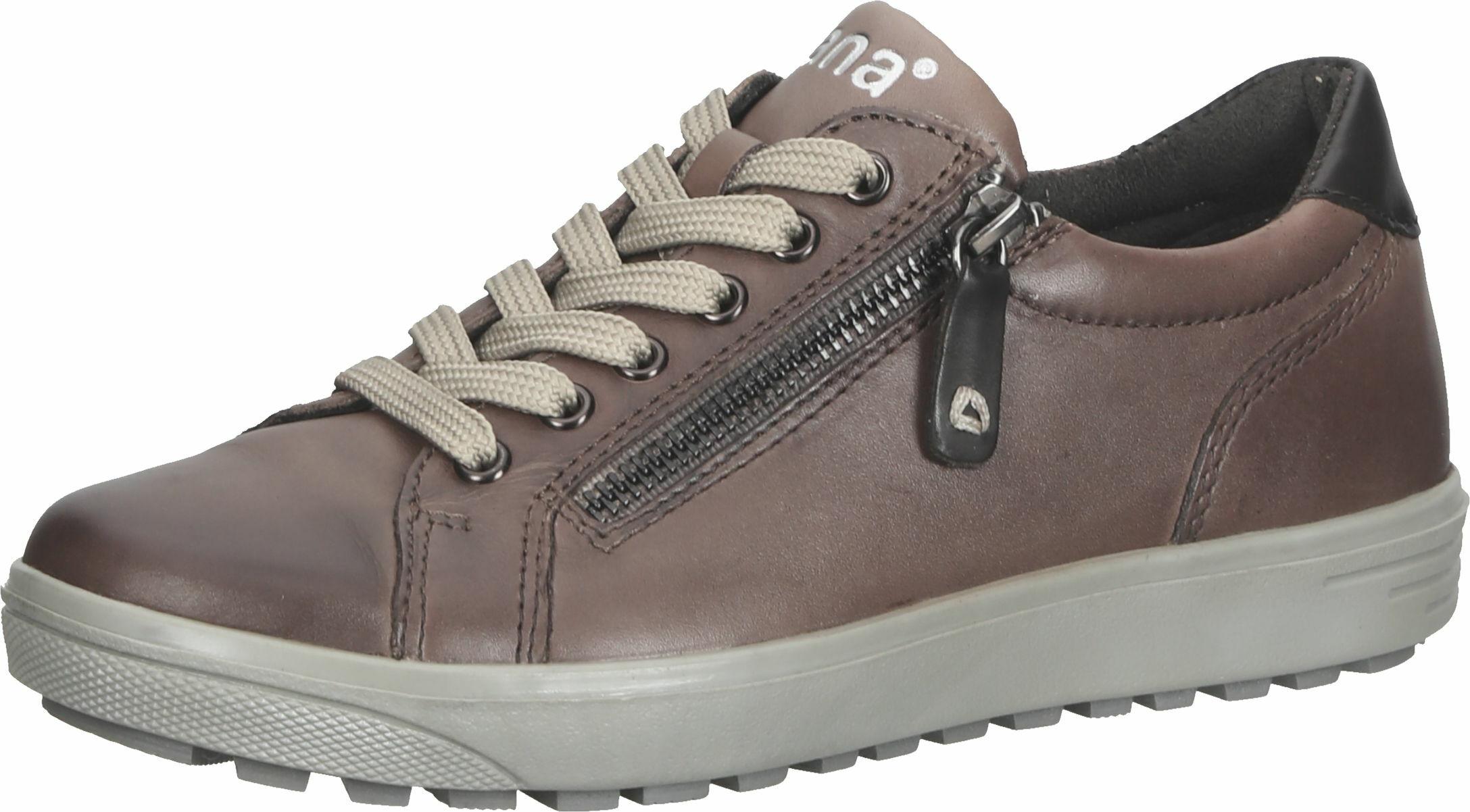 jana -  Sneaker Leder
