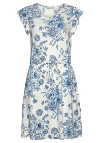 Tamaris Jerseykleid, mit Flügelärmeln - NEUE KOLLEKTION kaufen