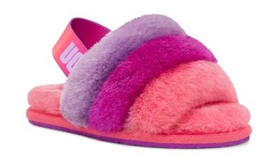UGG Sandale »Fluff Yeah Slide«, für drinnen und draußen kaufen