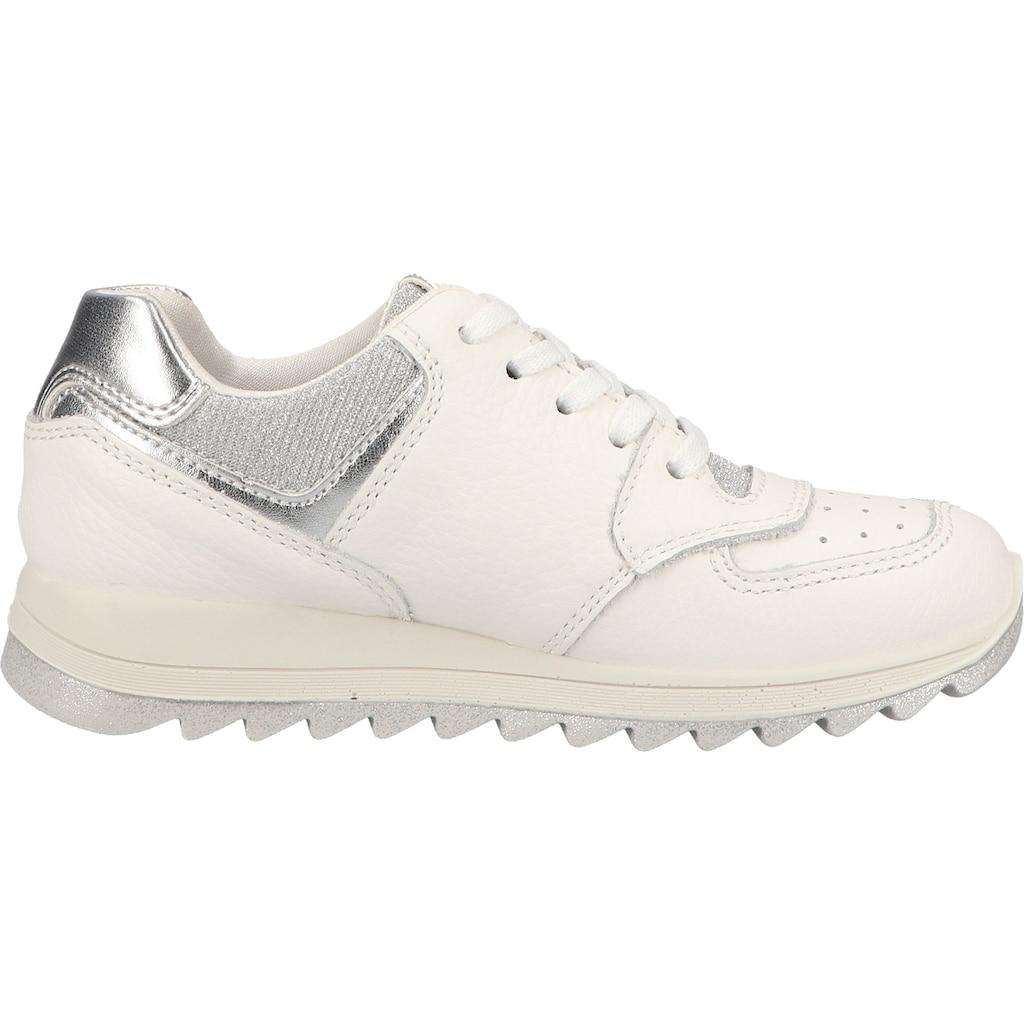 Primigi Sneaker »Leder/Textil«