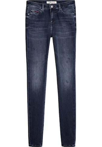 TOMMY JEANS Skinny - fit - Jeans »NORA MR SKNY DYMMBS« kaufen