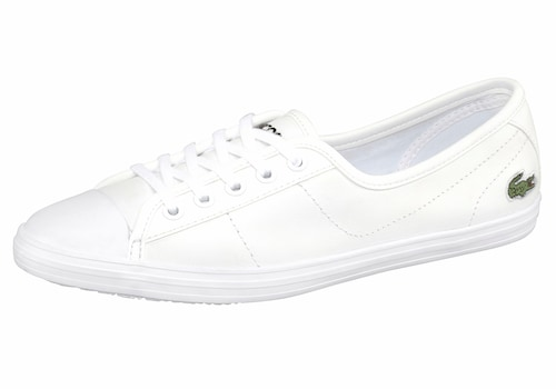Sneaker 1 Lacoste Weiß Ziane Spw Bl Fw4qzdO