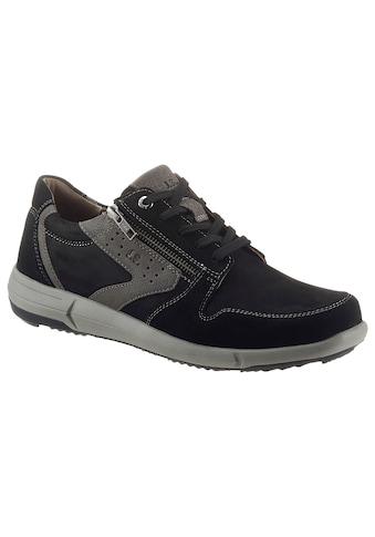 Josef Seibel Sneaker »ENRICO 20«, mit modischen Kontrast-Details kaufen