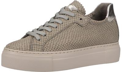 MAHONY Sneaker »Leder« kaufen