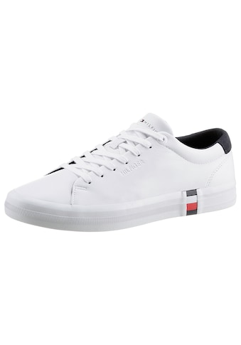 Tommy Hilfiger Sneaker »PREMIUM CORPORATE VULC SNEAKER«, mit Flagge in der Laufsohle kaufen