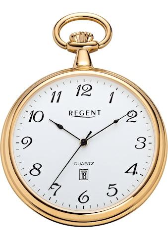 Regent Taschenuhr »P566« (Set, 2 tlg.) kaufen