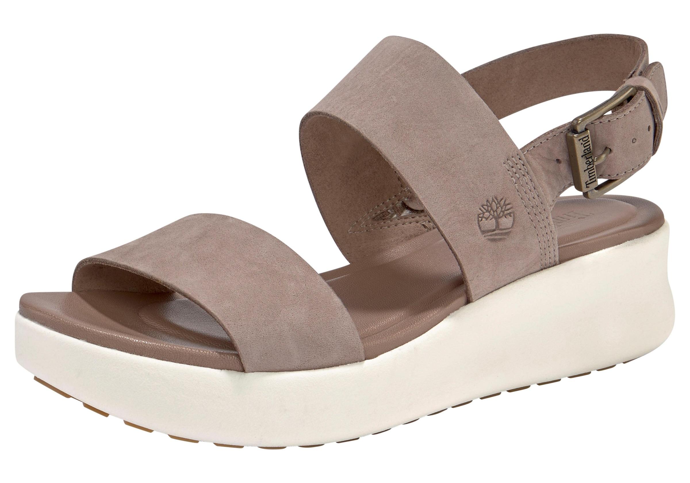 sandalen flieder damen