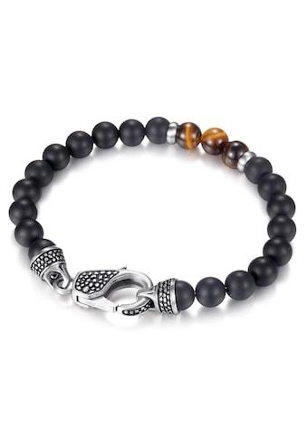 Kingka Armband »SB2178SAG«, mit Achat und Tigerraugen kaufen