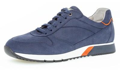 Pius Gabor Sneaker, im modischen Materialmix kaufen