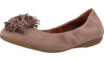Marc Ballerina »Nubukleder« kaufen