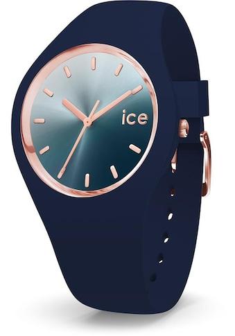 ice - watch Quarzuhr »ICE sunset  -  Blue  -  Medium, 015751« kaufen