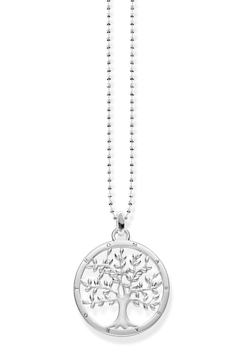 THOMAS SABO Kette mit Anhänger »Tree of Love, KE1660 - 001 - 21 - L45v« kaufen