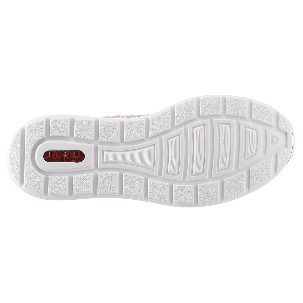 Rieker Sneaker, mit MemoSoft-Innensohle