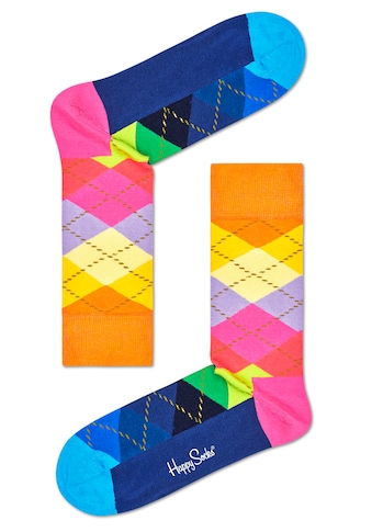 Happy Socks Socken Argyle (1 Paar) kaufen