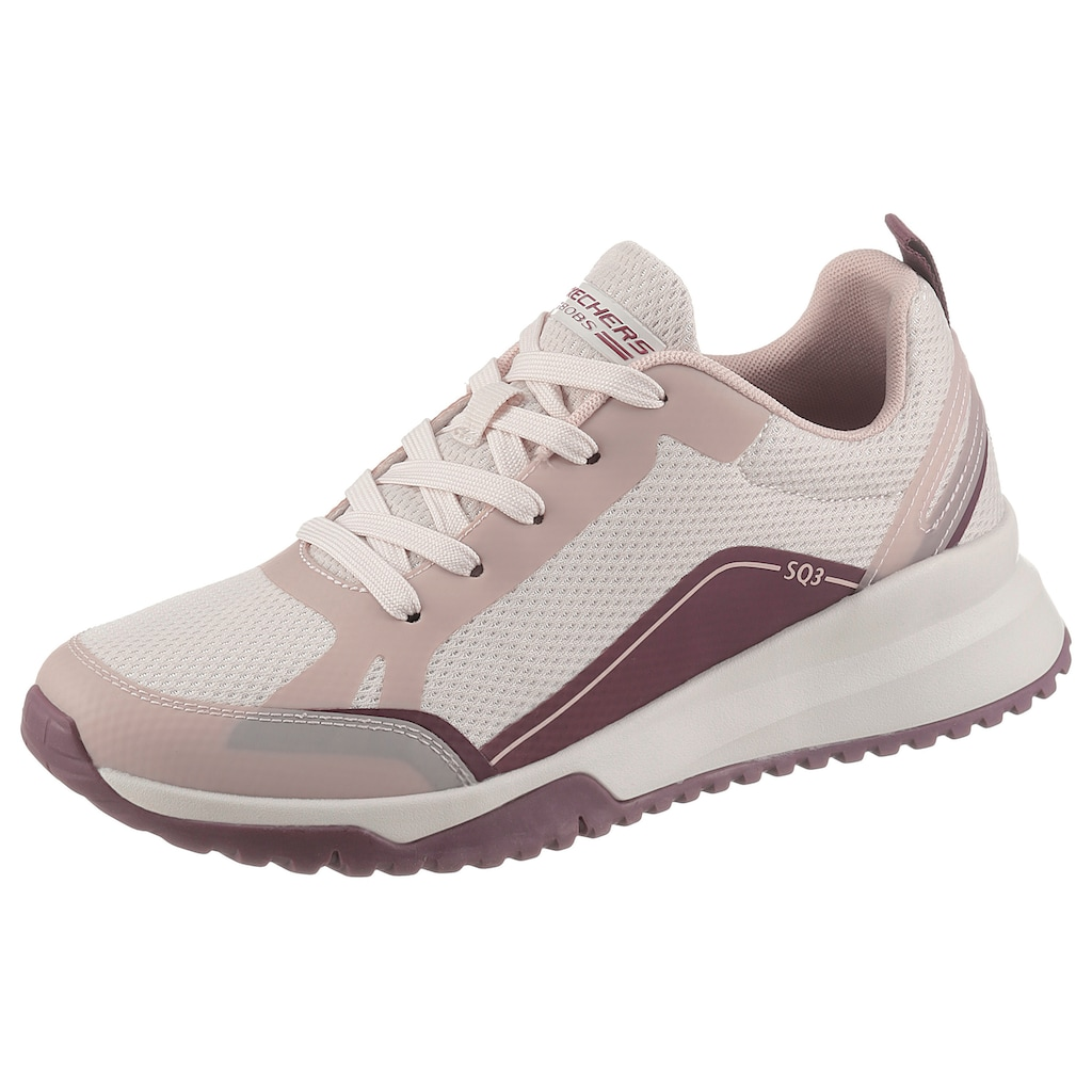 Skechers Sneaker »BOBS SQUAD 3«, in veganer Verarbeitung