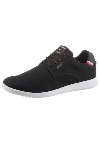 TOMMY HILFIGER Sneaker »RECYCELE TEXTILE HYBRID SHOE«, mit Logoschriftzug kaufen