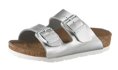 Birkenstock Pantolette »ARIZONA BF ELECTRIC METALLIC« kaufen