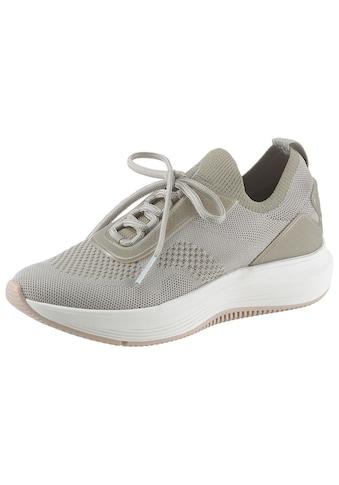 Tamaris Slip-On Sneaker »Fashletics«, mit sockenähnlichen Schaft zum Schlupfen kaufen