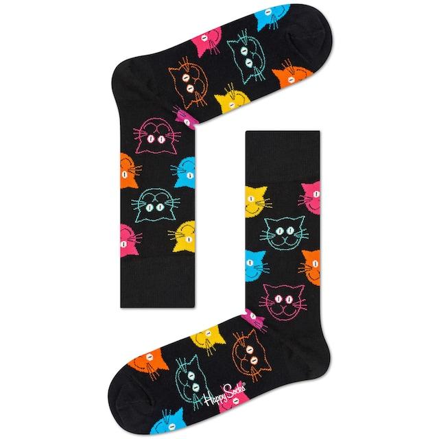 Happy Socks Socken Cat