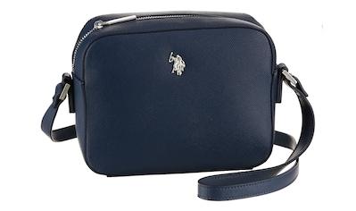 U.S. Polo Assn Mini Bag, mit silberfarbenen Details kaufen