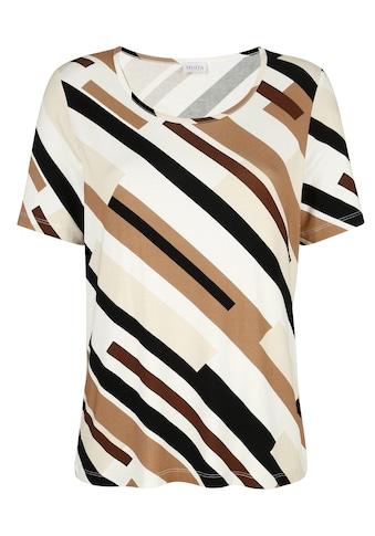 Mona T-Shirt, mit grafischem Druck kaufen