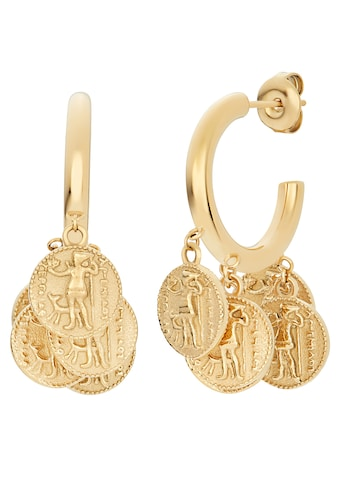Noelani Paar Creolen »Greek Coin, 2030648« kaufen