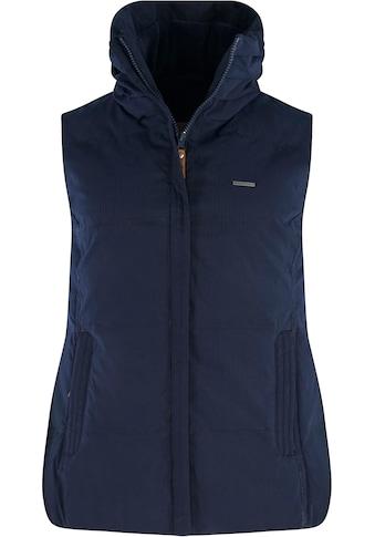 MAZINE Longweste »Kenley Vest« kaufen