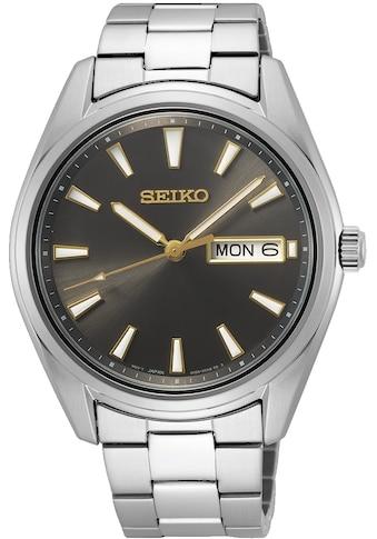 Seiko Quarzuhr »Seiko HAU Wochentag, SUR343P1« kaufen