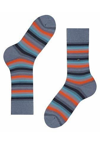 Burlington Socken »Devon«, (1 Paar), mit Baumwolle kaufen