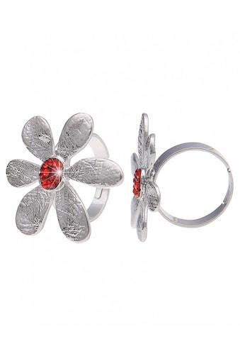 leslii Ring mit glänzenden Blüte besetzt kaufen