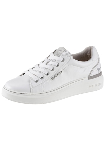 Mustang Shoes Plateausneaker kaufen