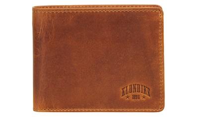 Klondike 1896 Geldbörse »DIGGER«, 2fach klappbar kaufen