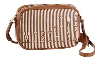 LOVE MOSCHINO Umhängetasche, mit schicker Streifen-Optik kaufen