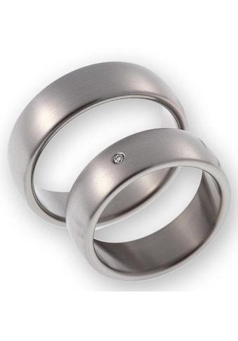 CORE by Schumann Design Trauring »20006171-DR, 20006171-HR, ST049.02«, Made in Germany - wahlweise mit oder ohne Diamant kaufen