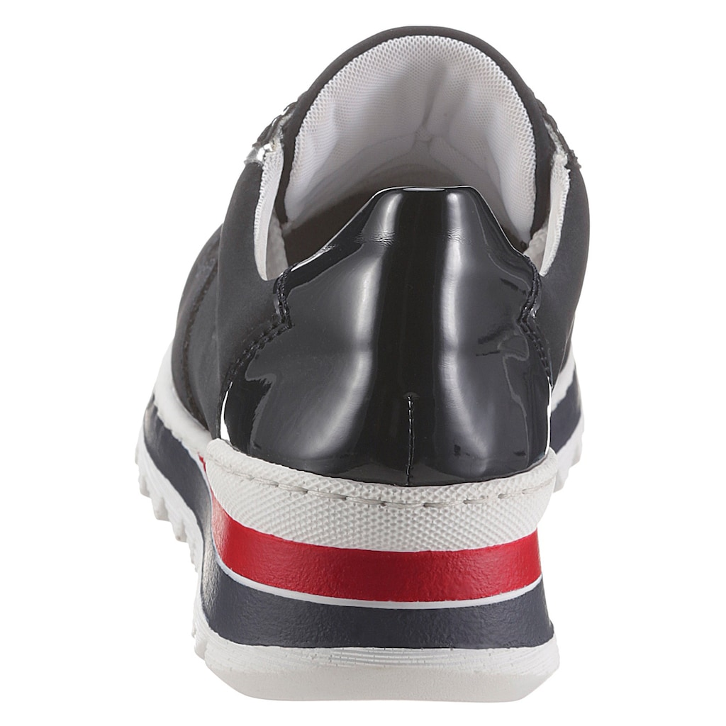 Rieker Keilsneaker, mit sportiver Profilsohle