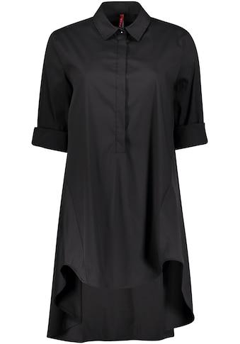 IMPERIAL Klassische Bluse »IMP-C ED3ABF«, glockenförmige Long-Form kaufen
